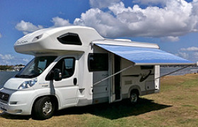 All Seasons Campervans reviews. All Seasons Campervans 6 berth motorhome