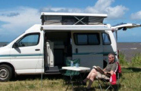 Kangaroo Campervans reviews.