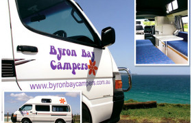 Byron Bay Campers reviews.