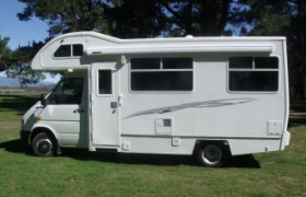 Go Wild Campervan Rentals reviews.