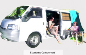 Hokianga Campervans (rental car village) reviews.