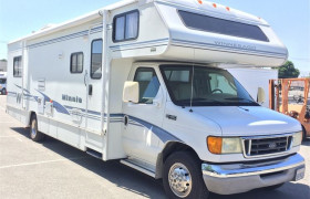 Budget RV Rentals reviews.