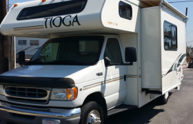 Oceans 11 RV Rental reviews.