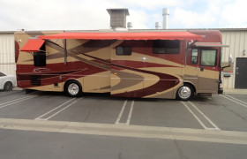Sun Coast RV & Coach Rentals reviews.
