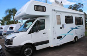 Northern Beaches Motorhome Rentals reviews.