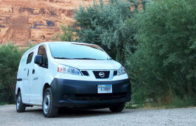 Campervan North America reviews.