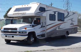 Colorado's Ride The West RV Rentals reviews.