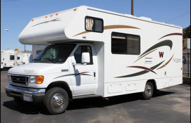 California RV reviews.