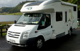 Rotorua Campervans reviews.