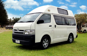 Comet Campervans Australia reviews.