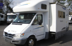 Sprinter RV Rental reviews.