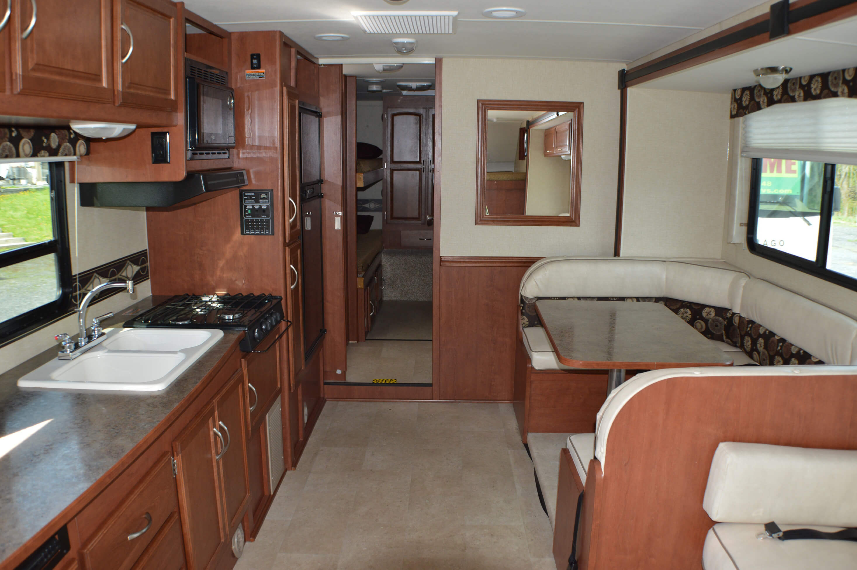 Beckley's Camping Center RV Rentals - Review and reserve right here