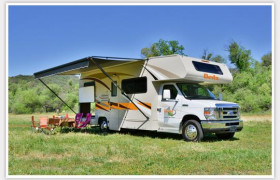 Britz Motorhomes USA reviews.