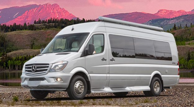 Mercedes Sprinter Rv >> Mercedes Sprinter Rv Rentals Review Compare Prices And Book