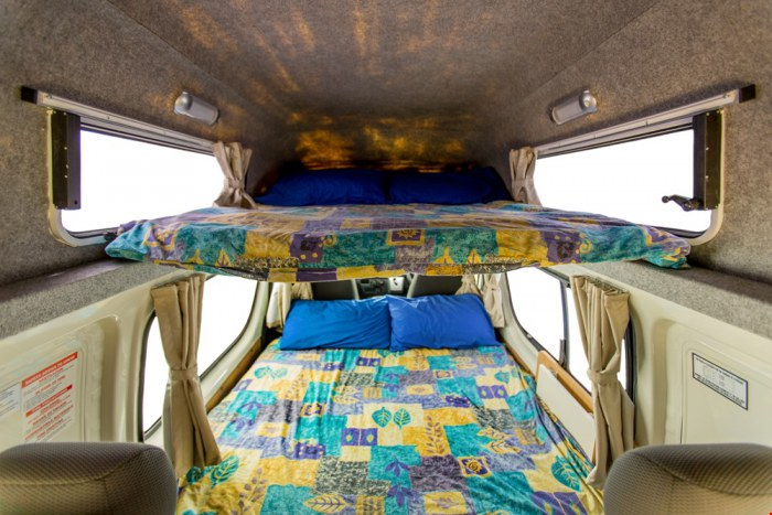 Real Value Campervans Australia Campervan Hire And Reviews