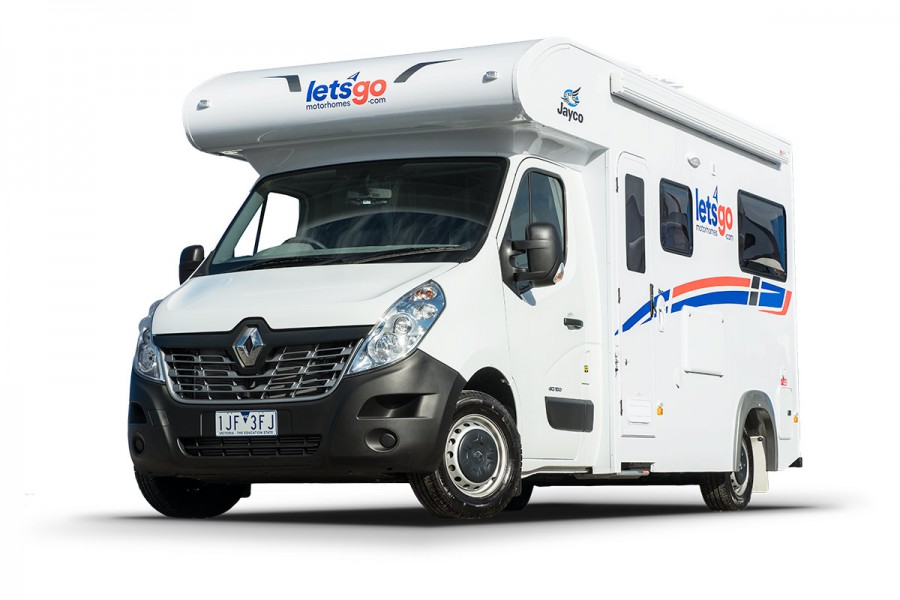 Let's Go Motorhomes - Campervan Hire and Reviews