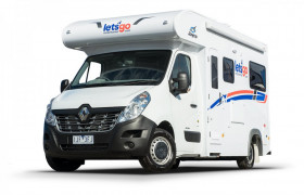 Lets Go Motorhomes reviews.