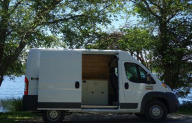 Seattle Campervans reviews.