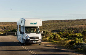 Maui Australia reviews. Maui Motorhome Hire