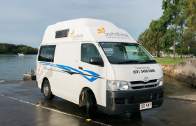 Sunshine Campervan Hire reviews.