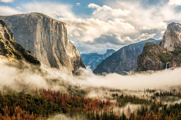 An RV rental in the California National Parks are a must