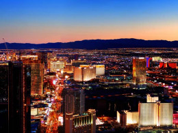 Las Vegas NV -  a popular city for RV rental