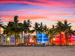 Miami Fl, Popular for RV Rental