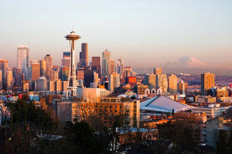 Seattle is a great city to start your RV Rental adventure