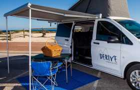Derive Campervan Hire reviews.