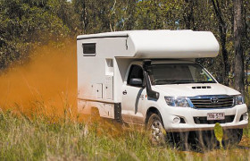 4WD Hire Cairns reviews.
