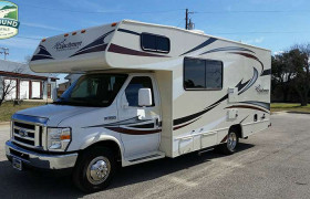Outbound RV Rentals reviews.