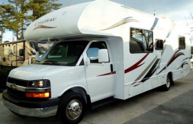 Around The Park RV reviews.