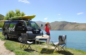 The Pod Campervan Rentals reviews.