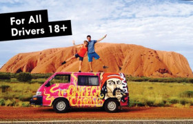 Wicked Campers Australia reviews.