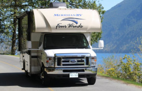 Meridian RV reviews.