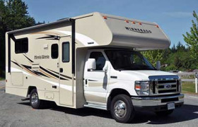 Happy Holidays Motorhomes reviews.