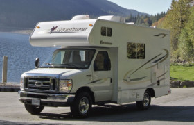 Compass Campers Canada reviews.