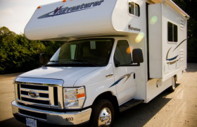 Energi Motorhomes Canada reviews.