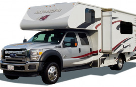 Four Seasons RV Rental reviews.
