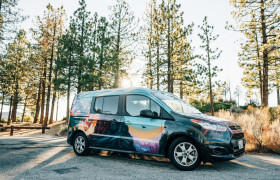 Escape Campervans Canada reviews.