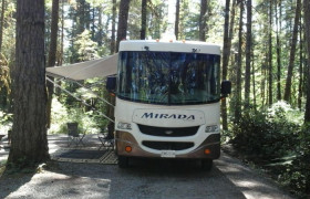 Island Motorhome Rental reviews.