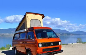 Okanagan Westfalia Rentals reviews.