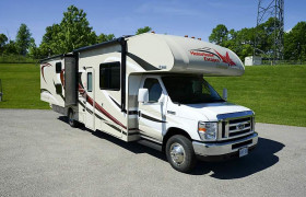 Motorhome Escapes Canada reviews.