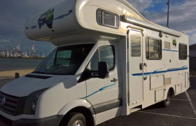 TRIPN Motorhome Rental reviews.