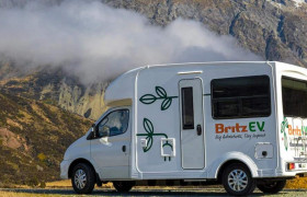 Britz Campervans New Zealand reviews.