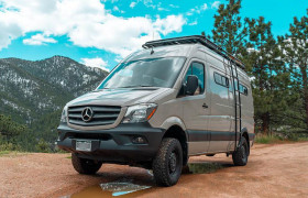 Boulder Campervans reviews.