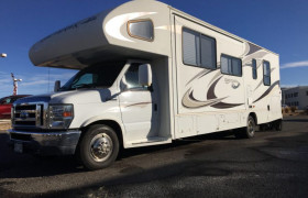 Adventure West RV reviews.