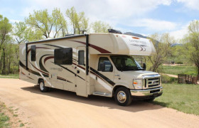 Hightened Path RV Rental reviews.