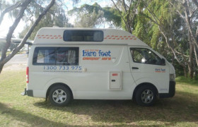 Barefoot Camper Hire reviews.