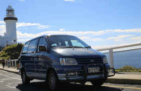 Byron Adventure Vans reviews.